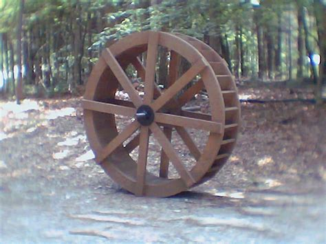 backyard water wheel sullivan water wheels photo album