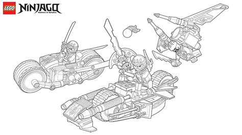 ninjago vehicles coloring pages 70600 lego 174 ninjago lego com sg