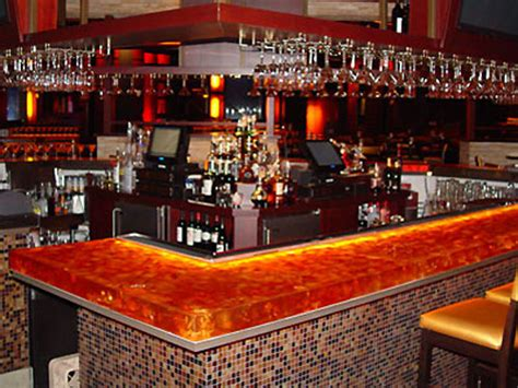 bar top materials materials matter in interior design new products