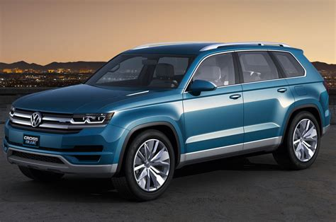 future volkswagen new volkswagen 7 seat suv will be built in chattanooga