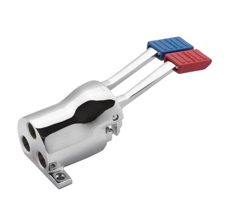 grifo con pedal genebre grifo pedal horizontal doble grifo pedal