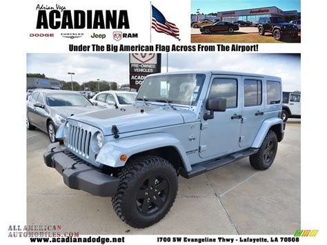 Jeep Wrangler Arctic Edition For Sale 2012 Jeep Wrangler Unlimited Arctic Edition 4x4 In