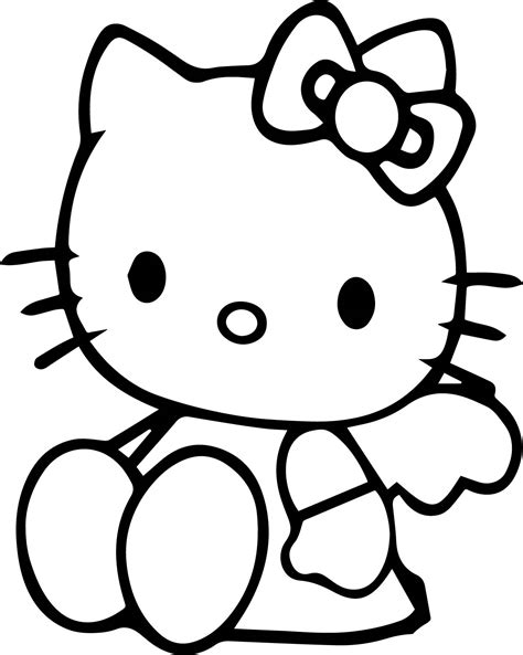 hello kitty zoo coloring pages hello kitty coloring cute pages zoo coloring pages click