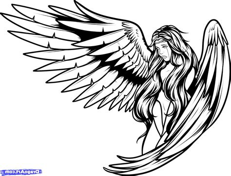 simple angel tattoo designs simple designs 1000 images about wing