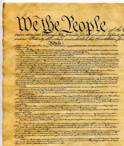 printable us constitution the constitution of the united states quiz know it all