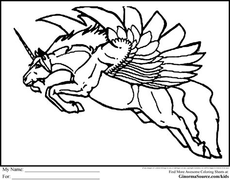 coloring page flying unicorn flying unicorn coloring pages coloring pages pinterest