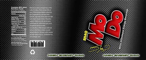 design energy drink label collection of packaging and label design work krish