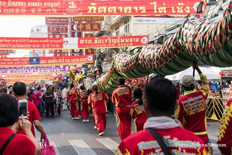 new years 2016 bangkok new year in bangkok chinatown yaowarat thailand