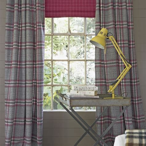 tweed curtains uk country tweed living room country living rooms