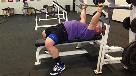 feet up bench press the secret to a bigger bench press t nation