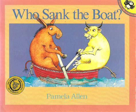 who sank the boat mathematics norah colvin