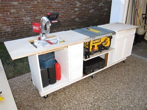 miter saw table plans pdf miter saw stand plans free woodworking projects plans