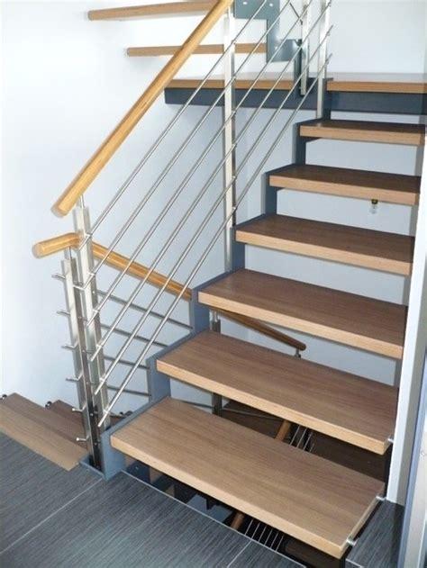 treppen aus stahl stufen auf beton bzw stahl
