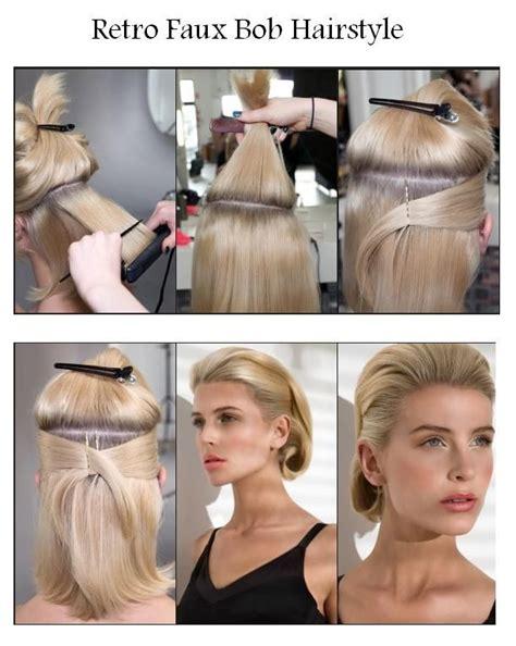 bob hairstyles tutorial 9 best grace kelly roll images on pinterest grace kelly