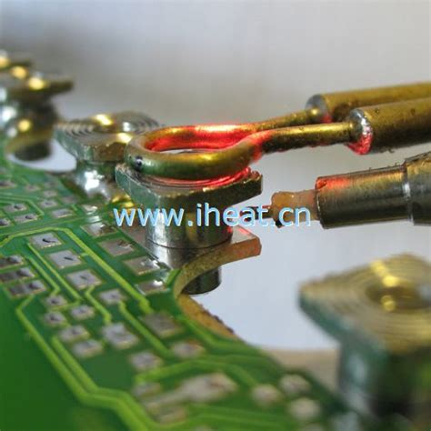 induction heating soldering iron hx induction heaters are widely used in induction soldering work induction heating expert