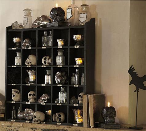 creepy home decor 40 spooky halloween decorating ideas for your stylish home