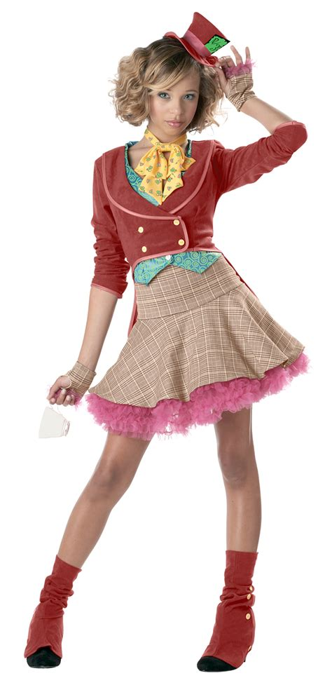 The Mad Hatter Teen Girl's Costume   Costumes.com.au Female Mad Hatter Costume