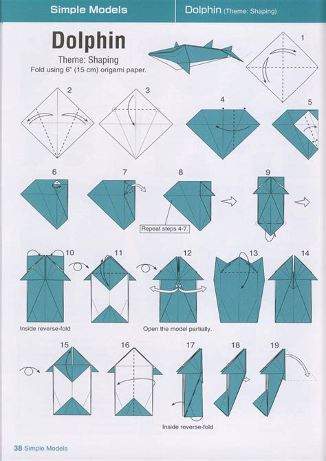 Origami Folding Pdf - genuine origami jun maekawa