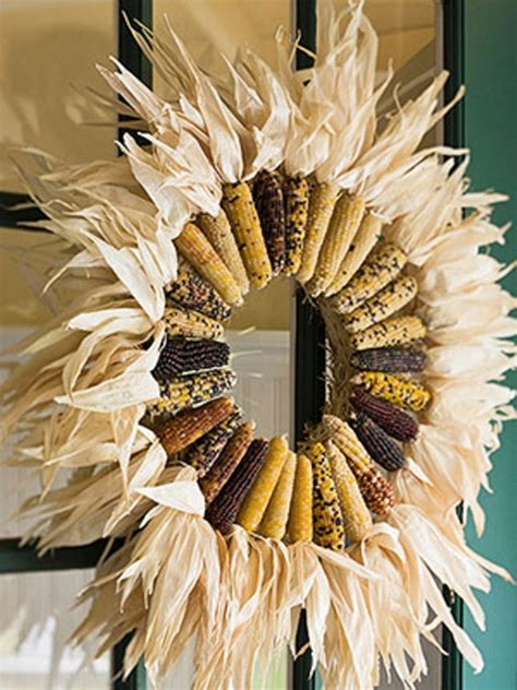 Diy Fall Wreaths Design Ideas 20 Cool And Colorful Thanksgiving Wreaths Ideas Digsdigs