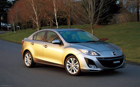 mazda sedan mazda 3 sedan 2010 widescreen exotic car image 04 of 18