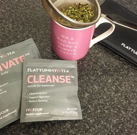 Flat Belly Tea Detox Reviews by Flat Tummy Tea Reviews Cleanse And Activate Weight Loss Tea