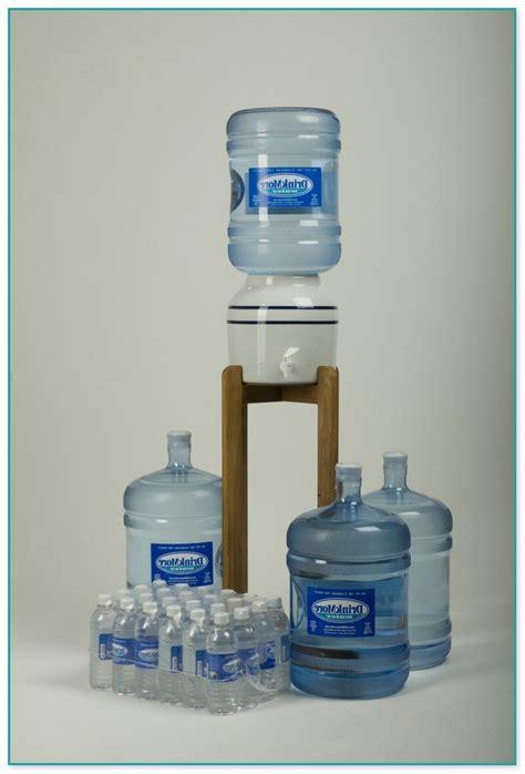 Water Dispenser Rack 5 gallon water jug rack