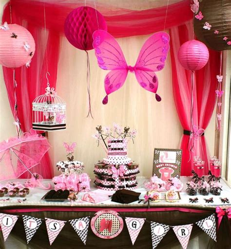 Ideas For Baby Shower by 35 Adorable Butterfly Baby Shower Ideas