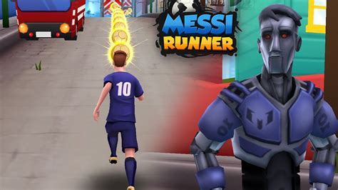 mod game apk 2016 messi runner v1 0 9 mod apk with unlimited balls and money
