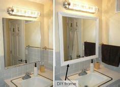 trim around mirrors bathroom bathroom remodel on pinterest 16 pins