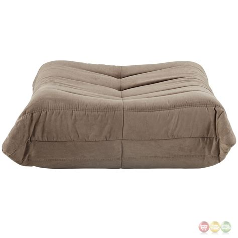 bean bag chair with ottoman wave runner contemporary bean bag style upholstered
