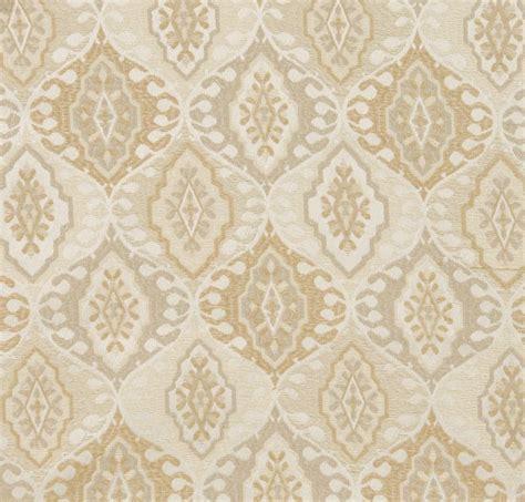 bargello upholstery fabric kravet bargello medallion ogee upholstery fabric beige