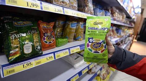 alimentos que llevan gluten los cel 237 acos piden una reforma fiscal que reduzca los
