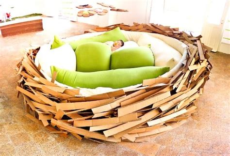 birds nest bed o ge s giant and cozy birdsnest bed is ideal for kids and