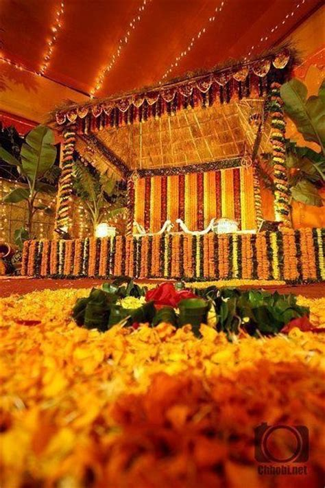 Mayon Decoration Ideas by 25 Best Ideas About Wedding Stage On