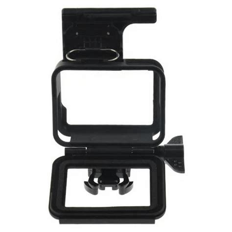 Frame Gopro fixed frame w for gopro 5 black free shipping dealextreme
