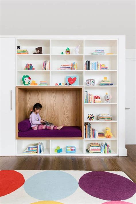 cozy  creative reading nooks  kids