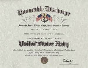honorable discharge certificate template army award certificate newhairstylesformen2014