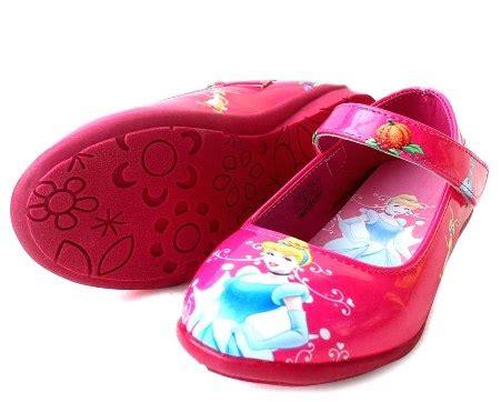 Sepatu Flat Pink sepatu anak lucu toko bunda