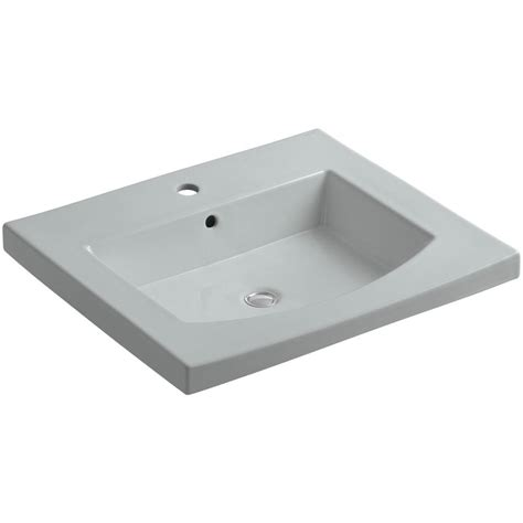 Kohler Persuade 25 1 4 In Vitreous China Vanity Top With