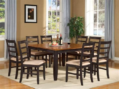 Dining Room Square Table by Square Dining Room Table