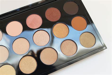 Mac Eyeshadow X 15 mac eyeshadow x 15 warm neutral palette the