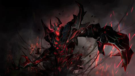 wallpaper dota 2 nevermore shadow fiend hd wallpaper dota 2 wallpapers