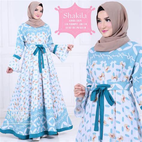 Shop Baju Muslim mencari shop bandung pusat grosir baju muslim murah nabiilah store