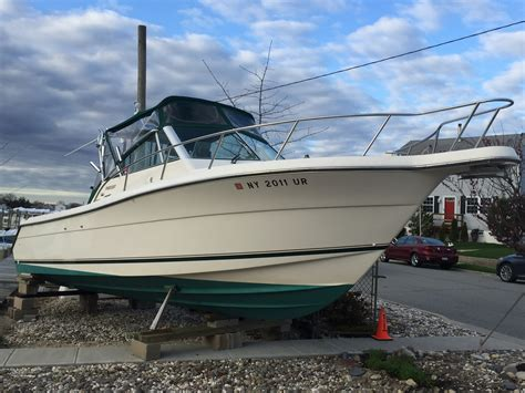 pursuit boats for sale on craigslist 1998 2860 pursuit denali clean 25k the hull truth