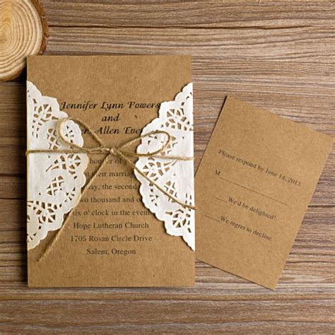 Wedding Invitations Diy by Gorgeous Diy Wedding Invitations Diy Wedding Invitations