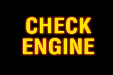 check engine light mckinney motor company
