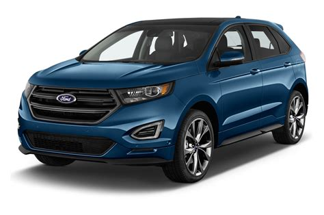 2016 Ford Edge Sport Review by 2016 Ford Edge Sport Awd Test Now With Adaptive