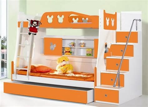 Childrens Bunk Beds For Small Rooms Beds For Small Rooms Interior Design