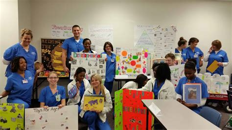 therapy tallahassee tallahassee occupational therapy assistant students work with toys keiser