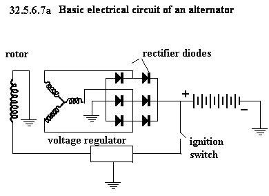 single phase regulator rectifier wiring diagram 4 wire